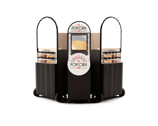 Pop Corn Bar by Kristin Frederick