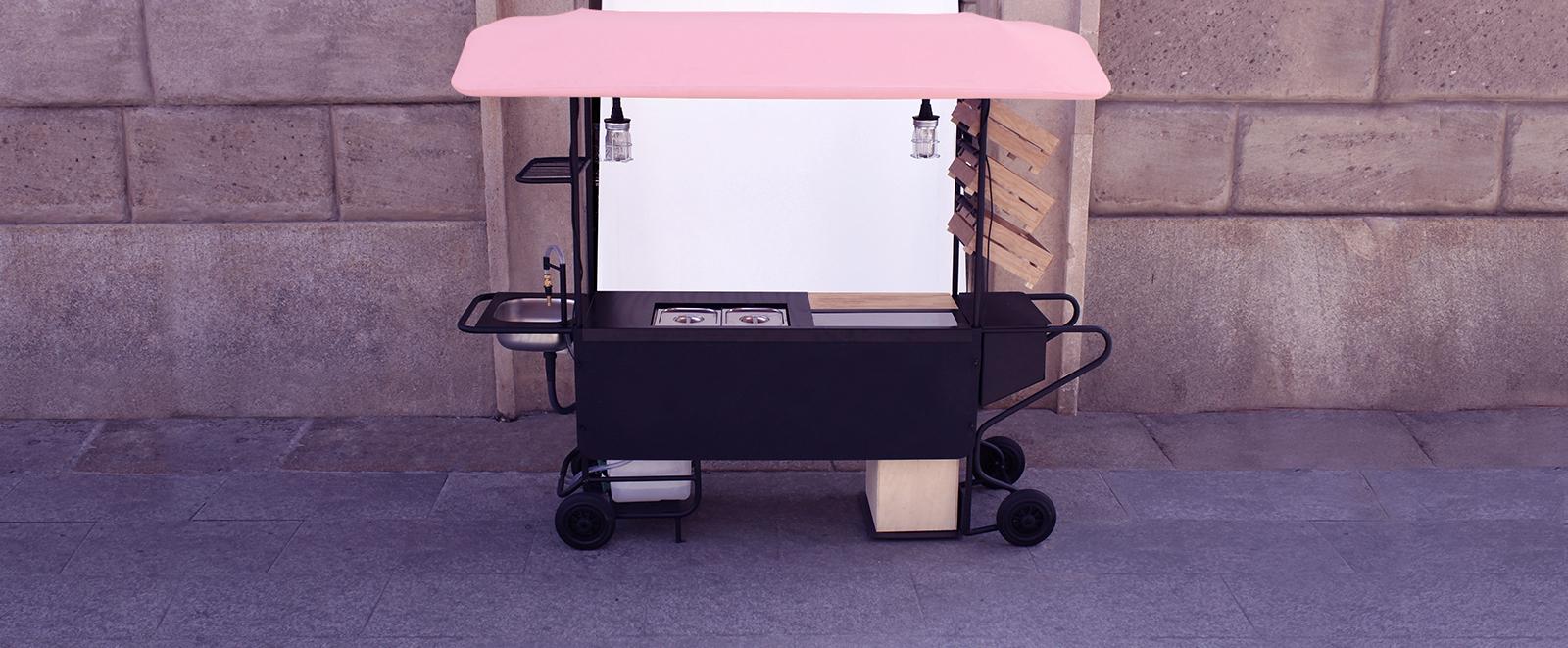 La cuisine mobile
