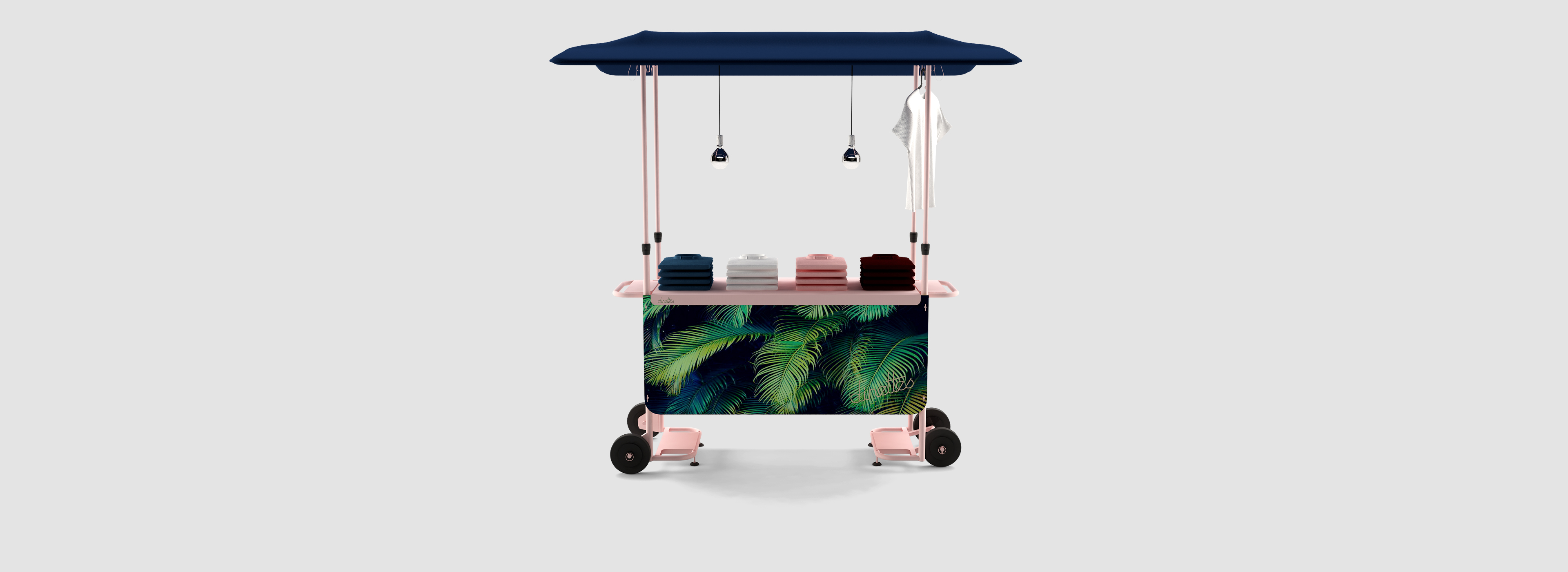MINI STAND POP UP STORE