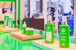 Chariot mobile - Vente de produits cosmétiques 3