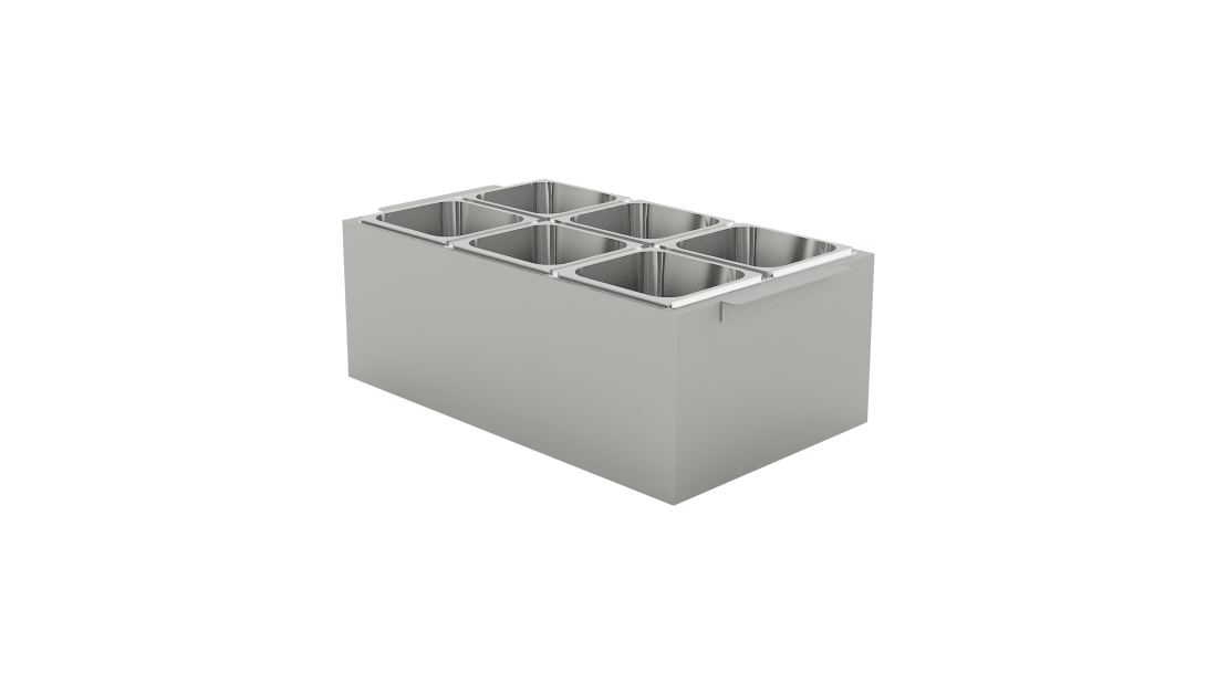Condibox - Equipement stand