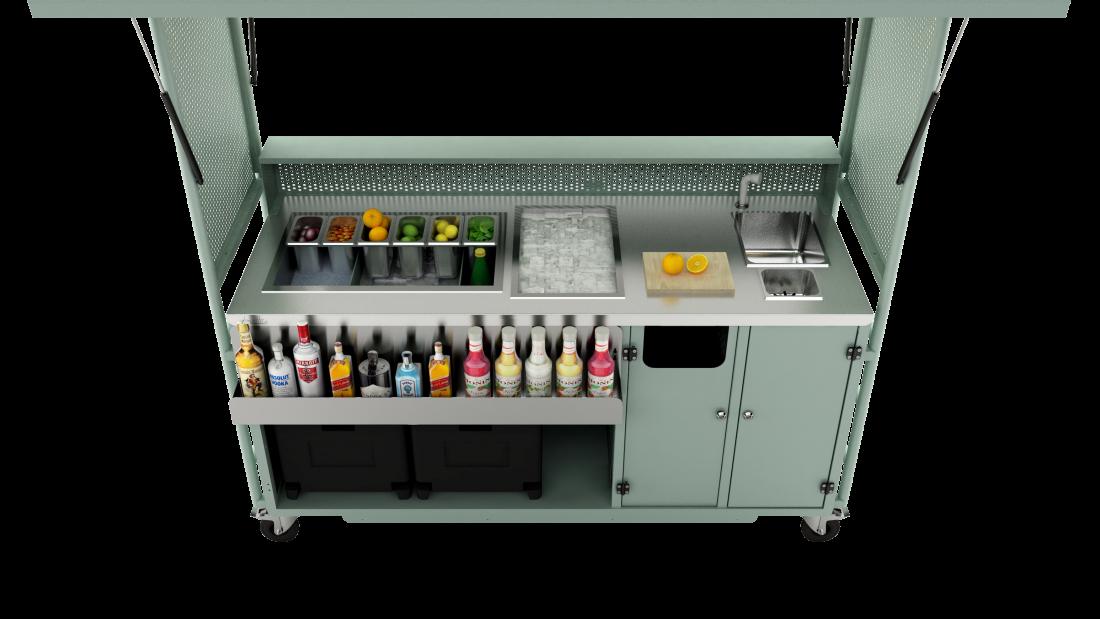Kiosque bar