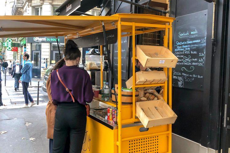 Kiosque Sandwich